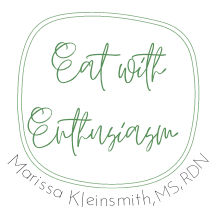 Eat with Enthusiasm